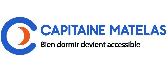 Capitaine-Matelas Logo